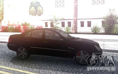 Mercedes-Benz E55 AMG W211 для GTA San Andreas