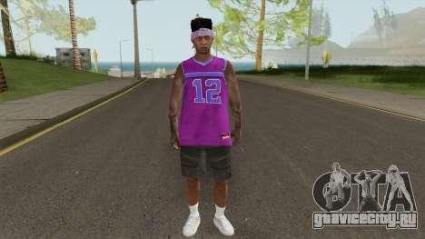 Skin Random 124 (Outfit Lowrider) для GTA San Andreas