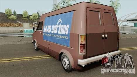 Rumpo Sedex and Others TCGTABR для GTA San Andreas