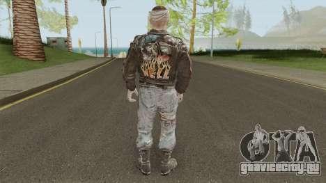 Michael Rooker для GTA San Andreas