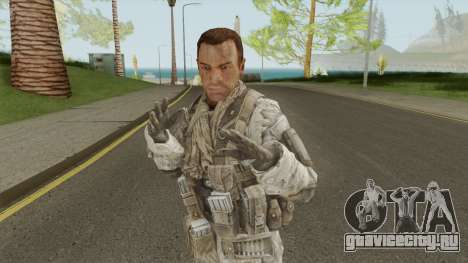 Officer (Spec Ops: The Line) для GTA San Andreas