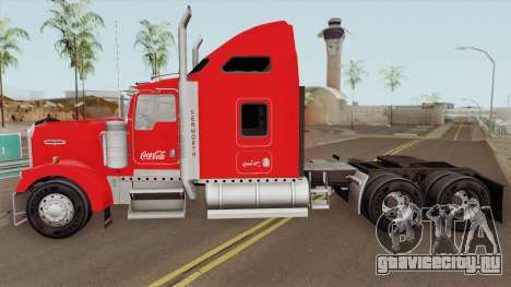 Kenworth W900 Coca Cola для GTA San Andreas