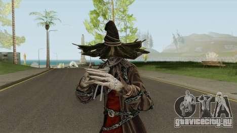 Scarecrow (DC Comics) для GTA San Andreas