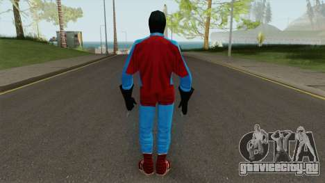 PS2 LCS Beta Toni Outfit 3 для GTA San Andreas