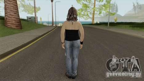 Bartender (from Bikers DLC) GTA V для GTA San Andreas