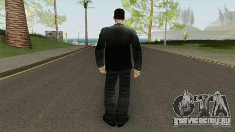 Luigi (GTA III) для GTA San Andreas