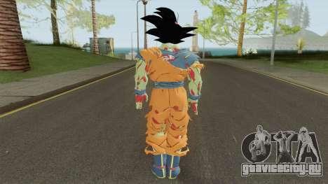 Zombie Goku From DB Xenoverse (Xenoverse) для GTA San Andreas