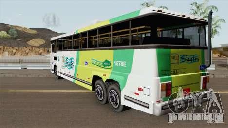 Bus Onibus Santos TCGTABR для GTA San Andreas