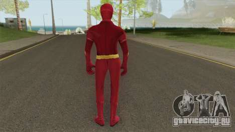 The Flash Season 5 Skin для GTA San Andreas