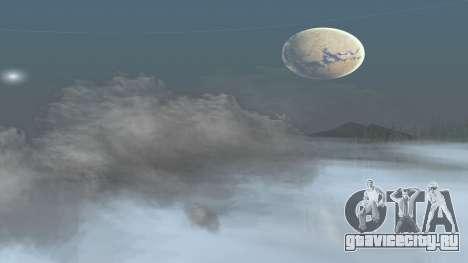 Ratchet And Clank PS4 Planet Veldin Moon для GTA San Andreas