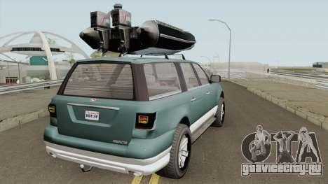 Vapid Prospector Normal V2 GTA V IVF для GTA San Andreas