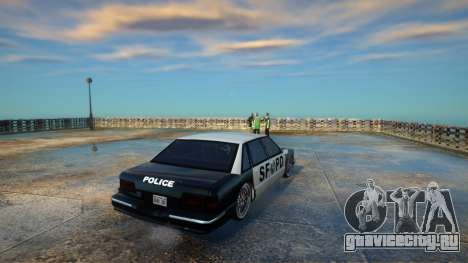 Police SF Low для GTA San Andreas