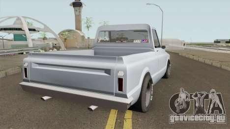 Chevrolet C10 V8 для GTA San Andreas