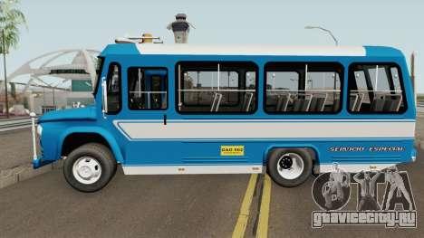 Dodge 300 Buseta для GTA San Andreas