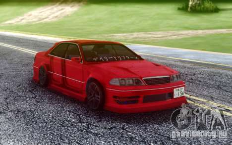 Toyota Mark II JZX100 для GTA San Andreas