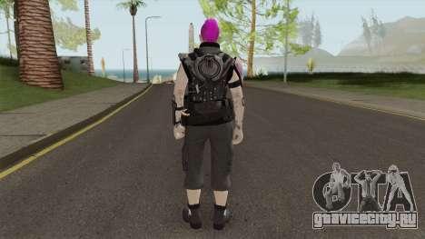 GTA Online: Arena Wars - Wastelander для GTA San Andreas