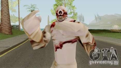 Mutant Player Skin для GTA San Andreas
