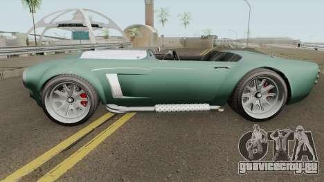 Declasse Mamba (r2) GTA V IVF для GTA San Andreas
