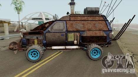 Declasse Brutus Apocalypse GTA V IVF для GTA San Andreas