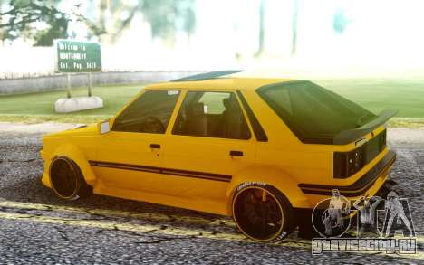 Proton Iswara для GTA San Andreas