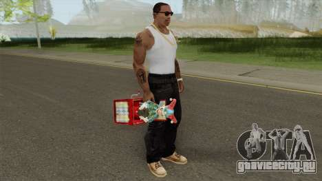 Jack In The Box C4 для GTA San Andreas