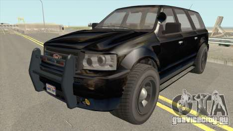 Vapid Prospector FBI V2 GTA V IVF для GTA San Andreas