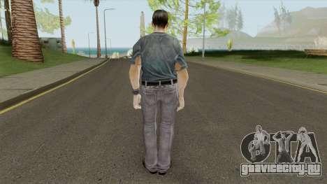 James Ramsey from Dead Rising для GTA San Andreas