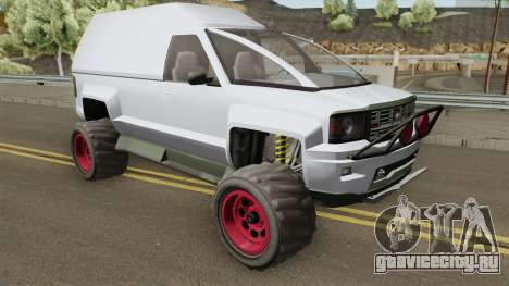 Declasse Brutus Cleaner GTA V для GTA San Andreas