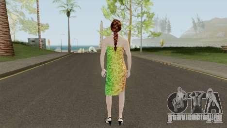 Jennah Skin для GTA San Andreas