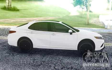 Toyota Camry 70 для GTA San Andreas