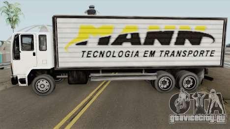 DFT-30 Bau BR TCGTABR для GTA San Andreas