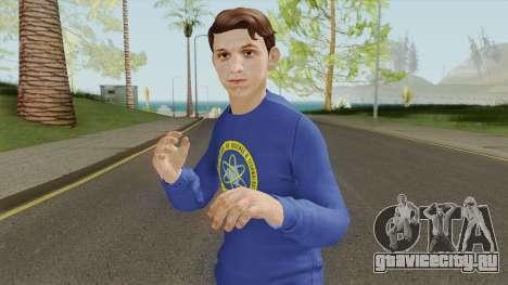 Peter Parker (Homecoming) для GTA San Andreas