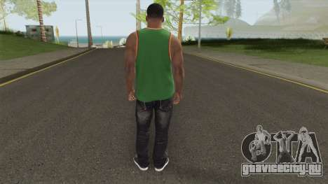 Franklin Casual GTA V для GTA San Andreas