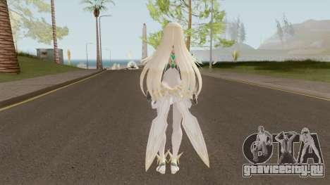 Xenoblade Chronicles 2 Myrtha V3 для GTA San Andreas