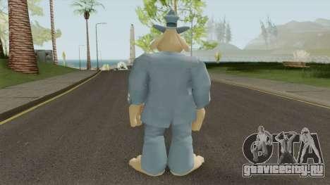 Sam (Sam and Max) для GTA San Andreas