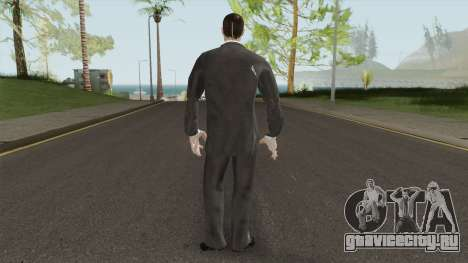 Lost Via Domus Jack для GTA San Andreas