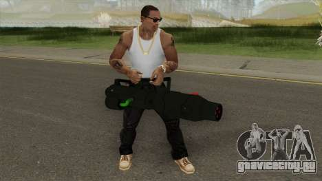 GTA Online (Arena War) Minigun для GTA San Andreas