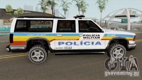 Copcarvg Policia MG TCGTABR для GTA San Andreas