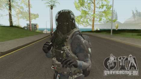 Skin Random 122 (Outfit The Division) для GTA San Andreas