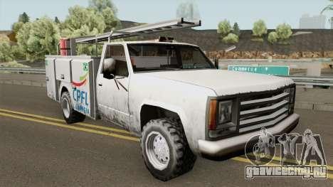 Utility CPFL Energia TCGTABR для GTA San Andreas