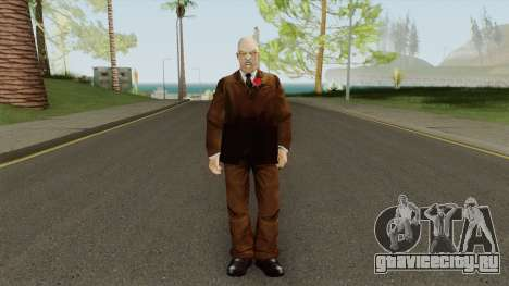 Salvatore Leone (GTA III) для GTA San Andreas