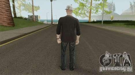 McDavo Style GTA Online для GTA San Andreas