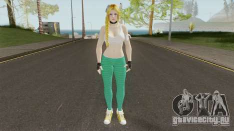 Helena DOASLR для GTA San Andreas