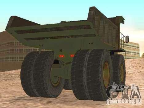 Terex 3309 78 для GTA San Andreas