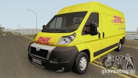 Peugeot Boxer DHL для GTA San Andreas