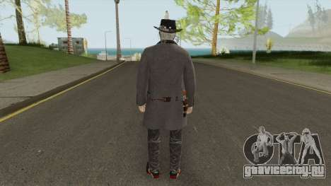 Skin Random 123 (Outfit Red Dead Redemption 2) для GTA San Andreas