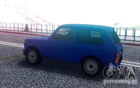 Niva Urban для GTA San Andreas