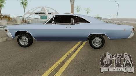 Declasse Impaler GTA V для GTA San Andreas