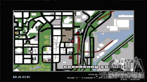 Platinum Motorsport Garage для GTA San Andreas