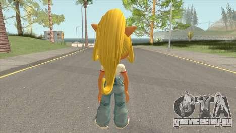 Coco Bandicoot - Crash N. Sane Trilogy для GTA San Andreas